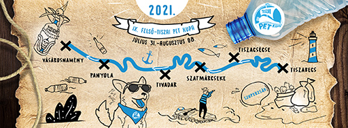 """""""TISZA EXPEDITION"""" IS ACOMPANING THE IX. UPPER-TISZA PLASTIC CUP THIS YEAR"""