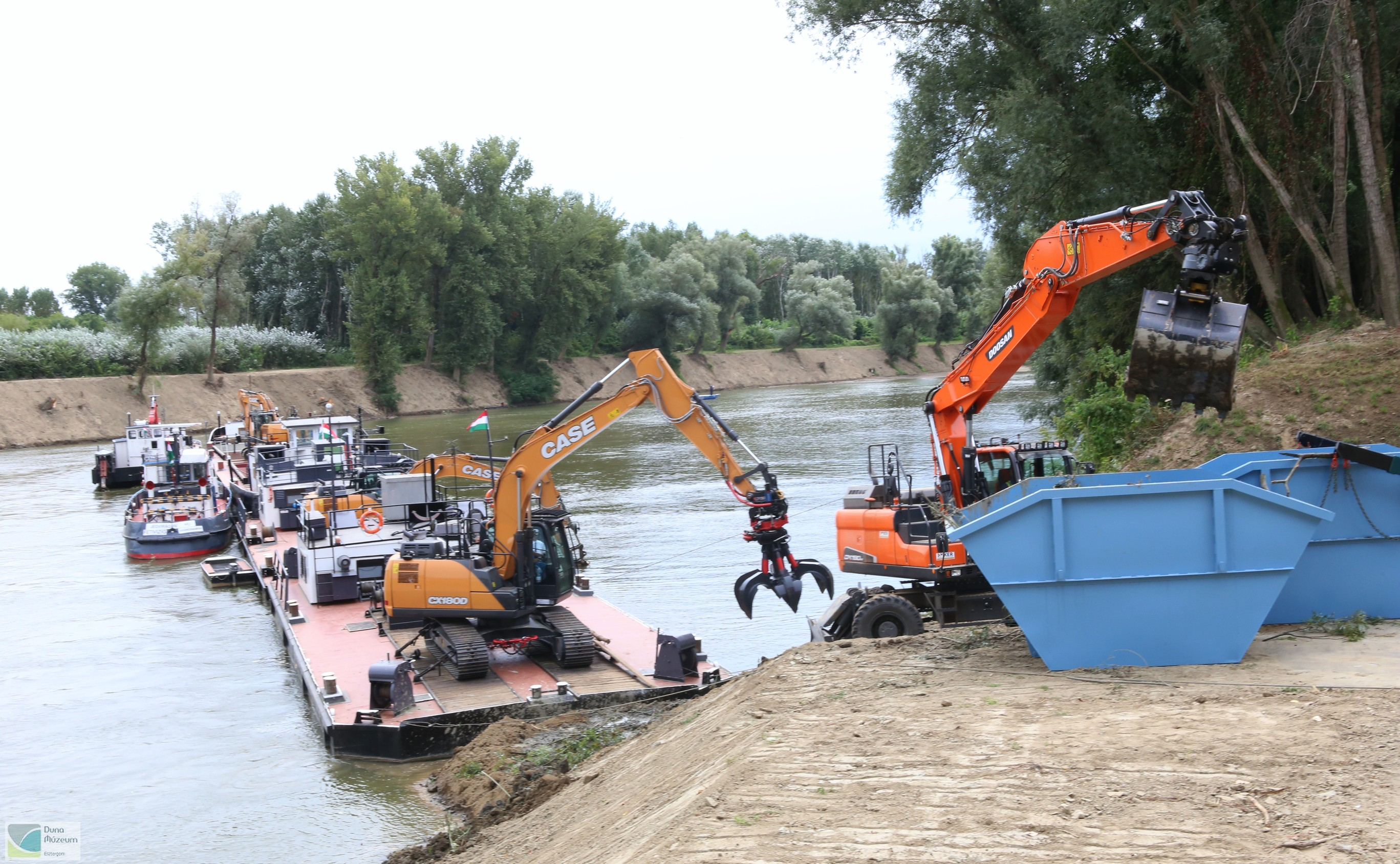 The Zero Waste Project on the Upper Tisza has started