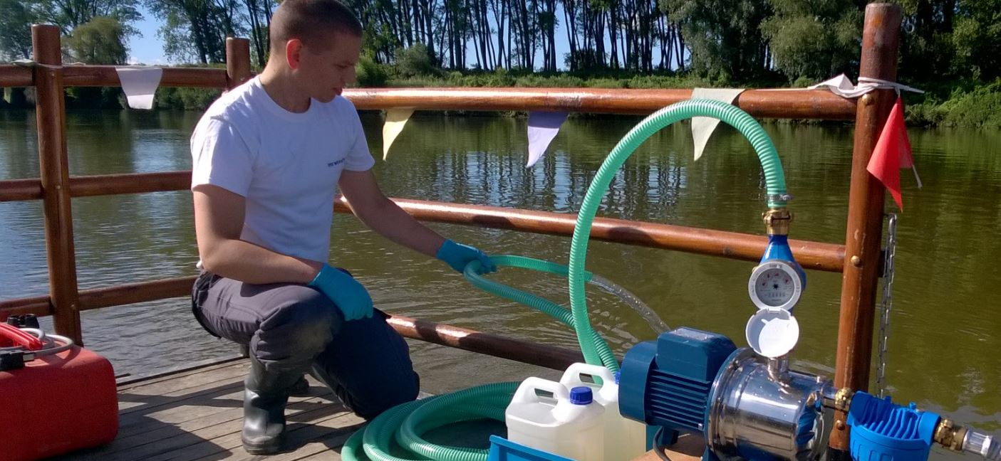 MICROPLASTICS ARE A GREAT THREAT AT RIVER TISZA AS WELL