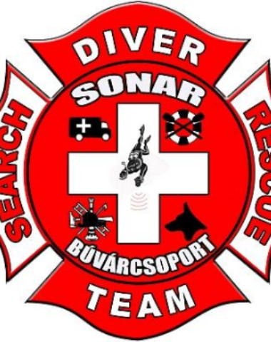 sonar búvárcsoport logo