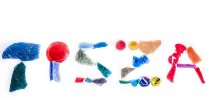 tisza hulladék petkupa műanyag mikroplasztik mikroműanyag